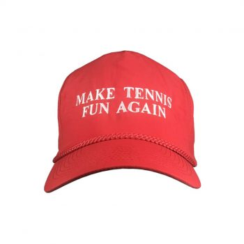 Make Tennis Fun Again