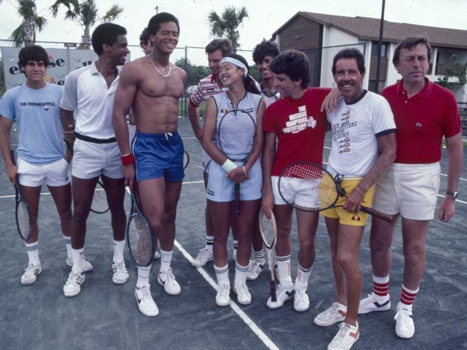Arias Agassi Tennis Pandemics