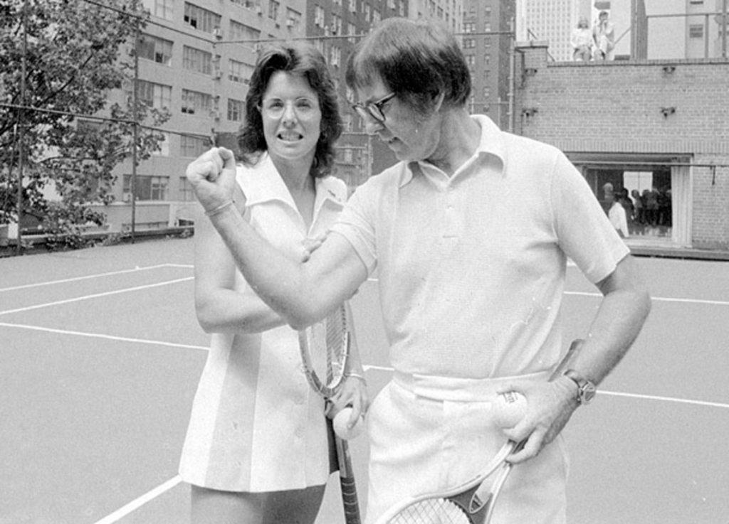 Battle of the Sexes Seven Tennis Pandemics