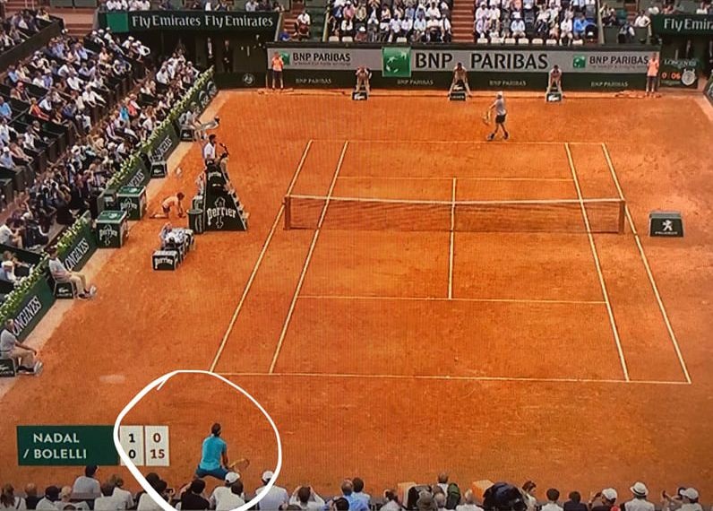 Rafael Nadal French Open tennis