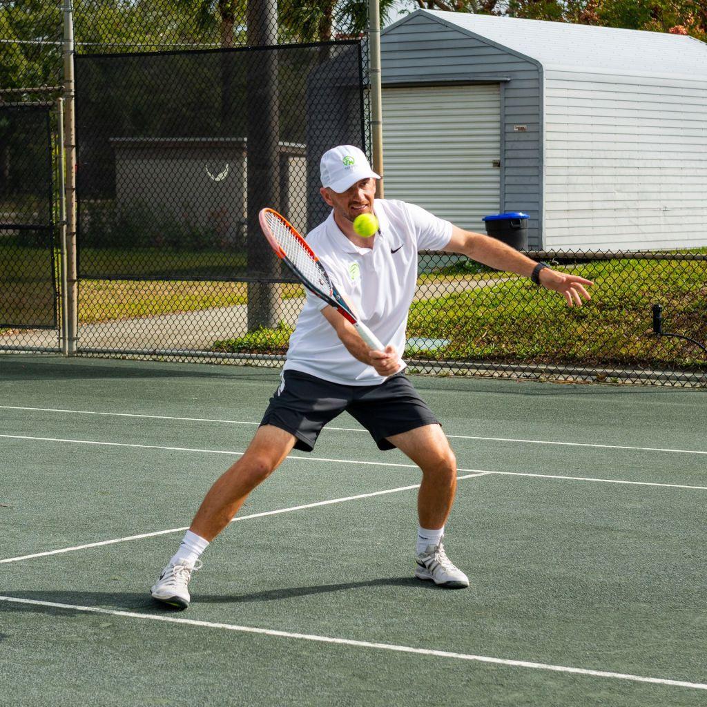 Brandon Flanagan tennis boynton beach